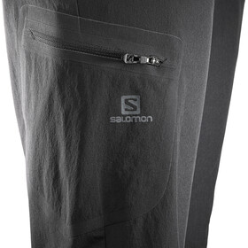 Salomon Wayfarer Straight Pantaloni Donna, black